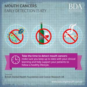 mouth cancer healthy lifestyle